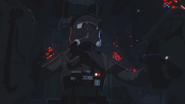 Star Wars Resistance: Live Fire