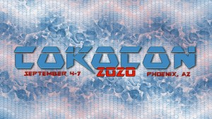 RESCHEDULED: CoKoCon 2021