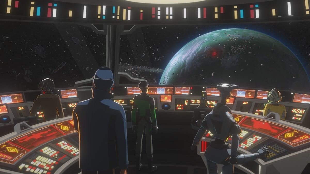 Star Wars Resistance - A Quick Salvage Run