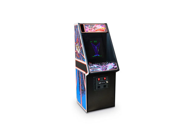 Tempest x Replicade 1:6 Scale Playable Arcade Machine