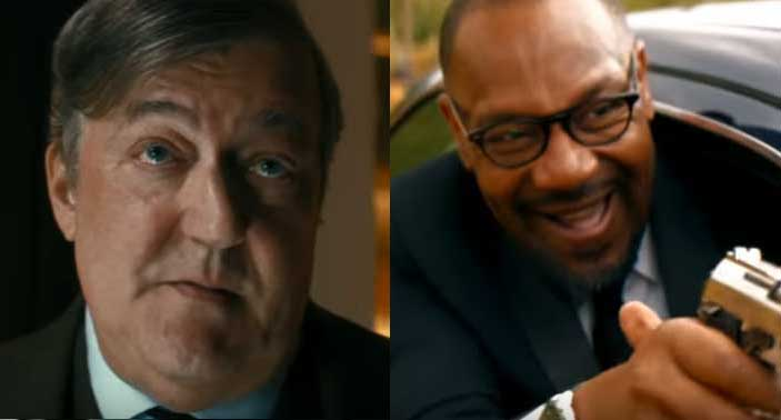 Stephen Fry, Lenny Henry to appear in Doctor Who