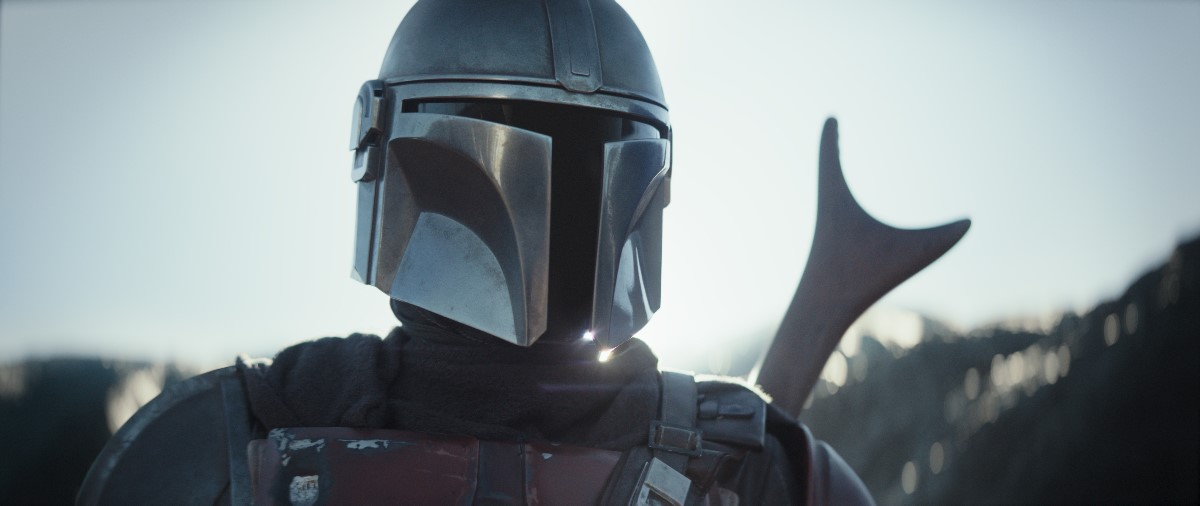 Caption : Pedro Pascal is The Mandalorian in the Disney+ series THE MANDALORIAN. Byline : Lucasfilm Ltd. Copyright : (c) 2109 Lucasfilm Ltd. All Rights Reserved.