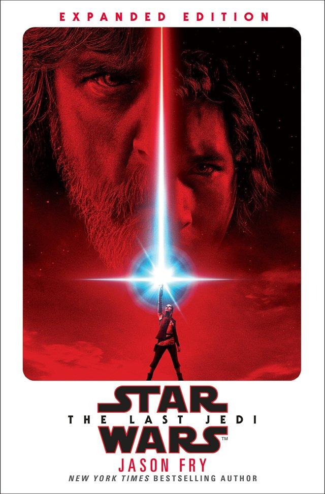 The Last Jedi novelization
