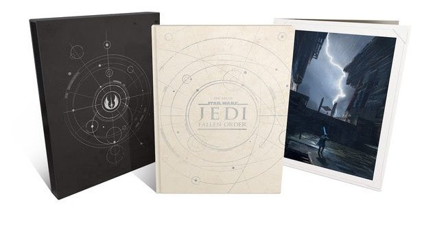The Art of Star Wars Jedi: Fallen Order: Limited Edition