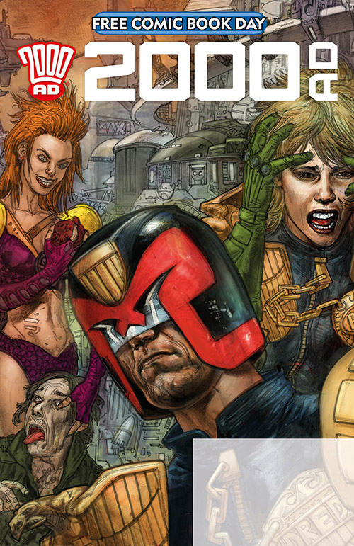 BEST OF 2000 AD ISSUE #0