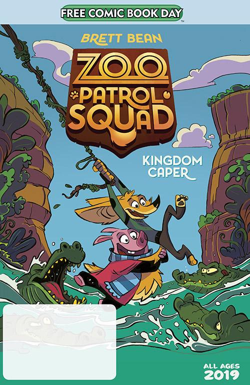 ZOO PATROL SQUAD: KINGDOM CAPER