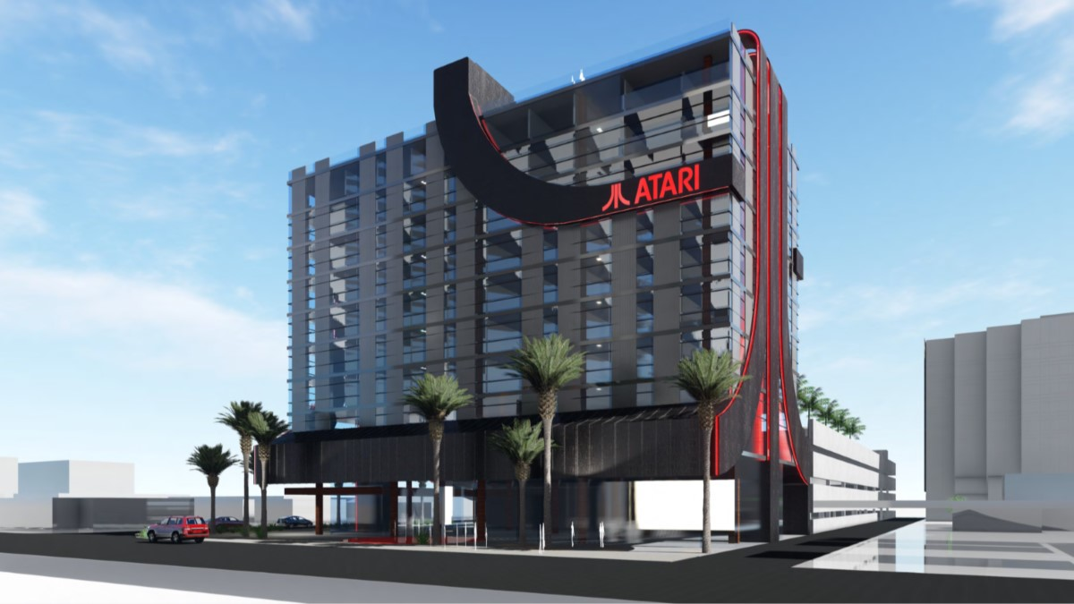 Atari Hotels with video game theme coming to Phoenix, other cities