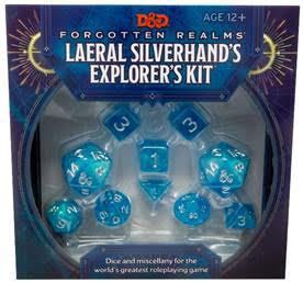 Forgotten Realms Laeral Silverhand Explorer's Kit
