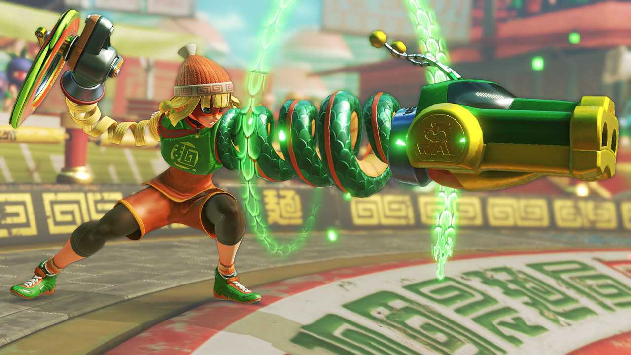 ARMS free trial available now on Nintendo Switch Online