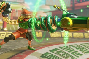 ARMS for Nintendo Switch