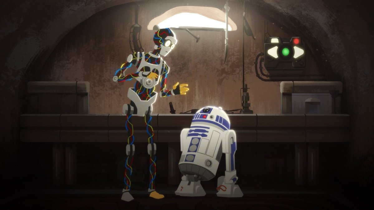 Star Wars Droids | Star Wars Galaxy of Adventures