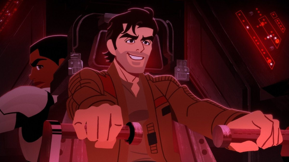 An Unlikely Friendship | Star Wars Galaxy of Adventures