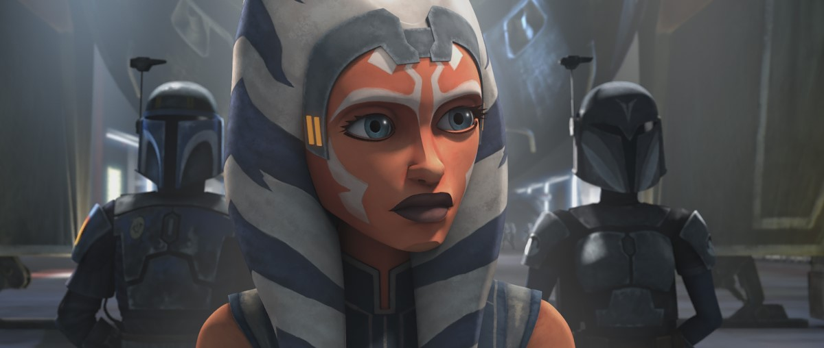 "Anakin and Obi-Wan must decide whether to help Ahsoka pursue Maul or rescue Palpatine in ""Old Friends Not Forgotten,"" an all-new episode of ""Star Wars: The Clone Wars."""