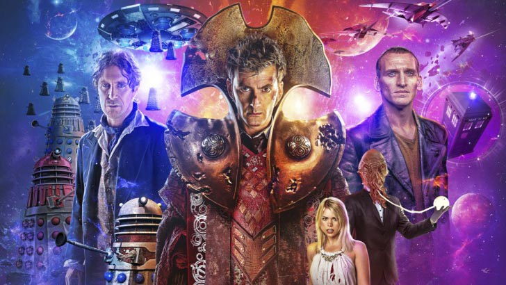 Time Lord Victorious, multi-platform Doctor Who story, launches in 2020
