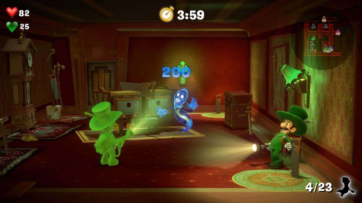 The Luigi's Mansion 3 Multiplayer Pack - Part 2 DLC