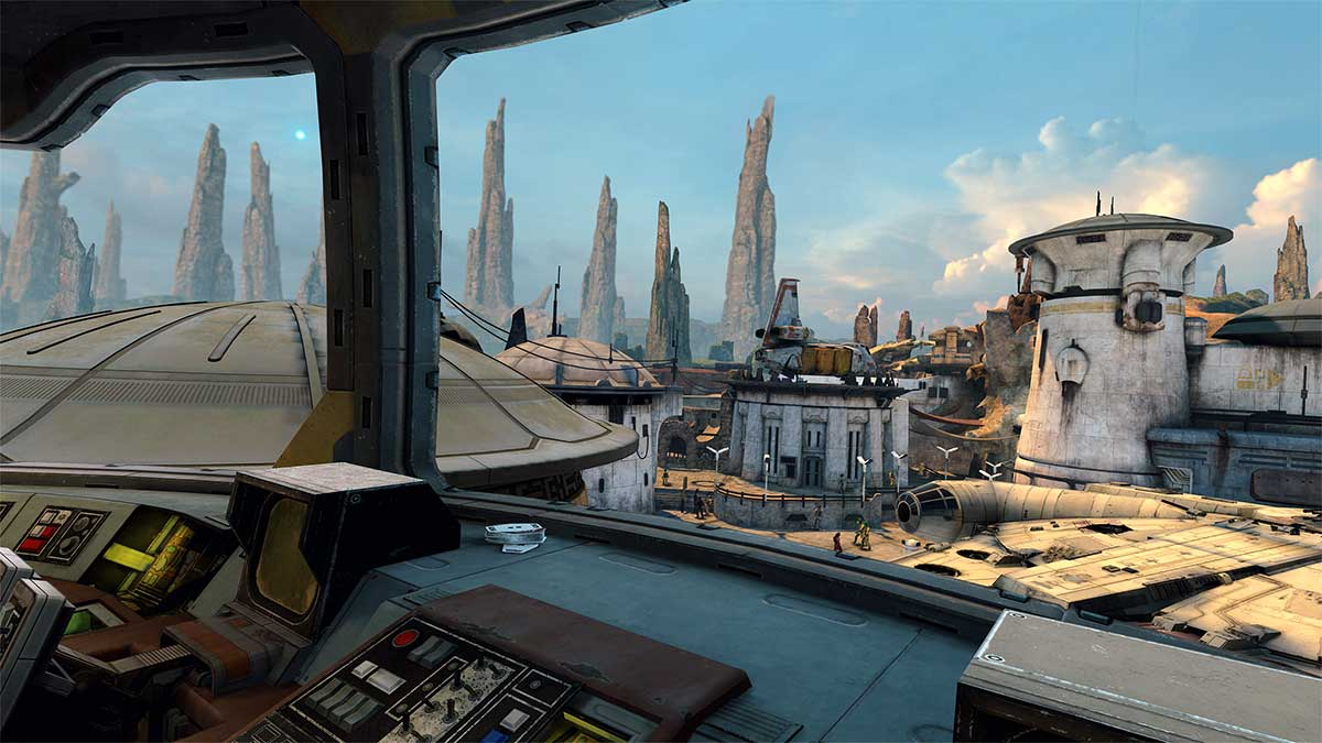 Batuu comes to virtual reality in Star Wars: Tales From the Galaxy's Edge