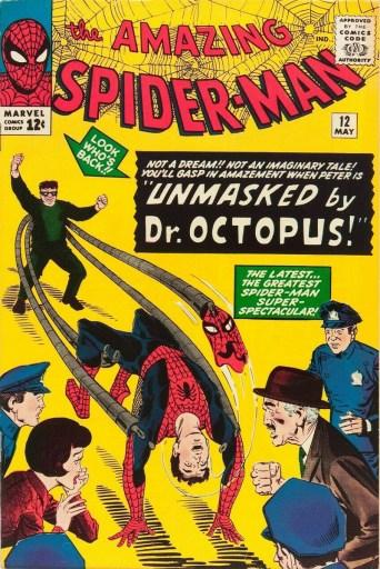 Amazing Spider-Man #12 – May, 1964