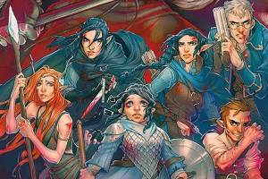 Critical Role: Vox Machina Origins Library Edition - Series I and II Collection