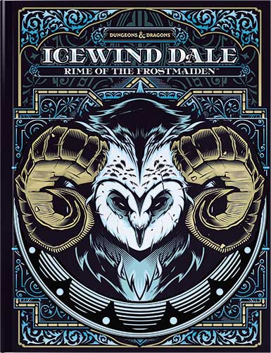 Icewind Dale: Rime of the Frostmaiden