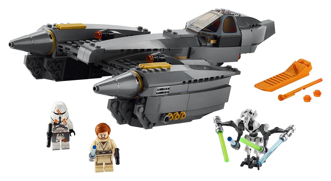 General Grievous's Starfighter