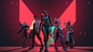 "A team of five agents in Riot Games' competitive shooter game ""Valorant,"" a new release that some Arizona players say could be the next big thing in esports. (Image courtesy of Riot games)"