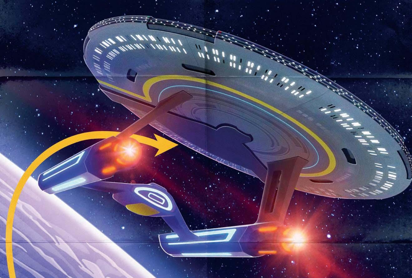 Star Trek: Lower Decks release date, starship revealed