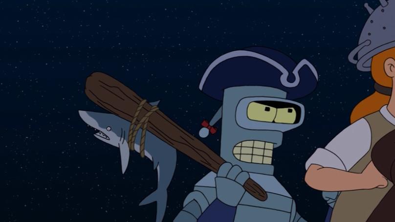 Bender shark