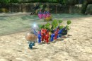 Clear a landing zone, because the Pikmin 3 Deluxe game is headed to the Nintendo Switch family of systems on Oct. 30. (Nintendo)