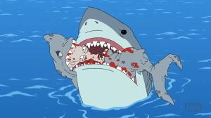 Roger Shark American Dad