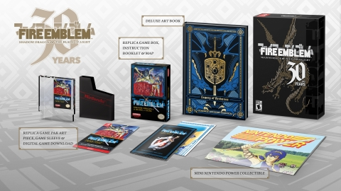 Fire Emblem's launch title finally coming to U.S. Dec. 4, 202