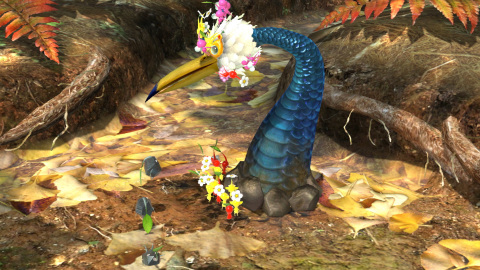 Pikmin 3 Deluxe revives Wii U adventure for Nintendo Switch
