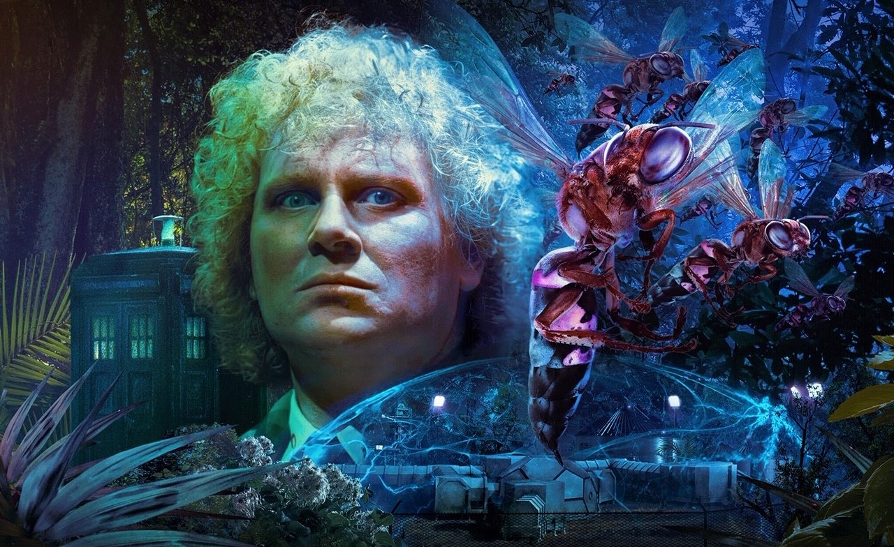 'Colony of Fear' closes out monthly Sixth Doctor audio adventures