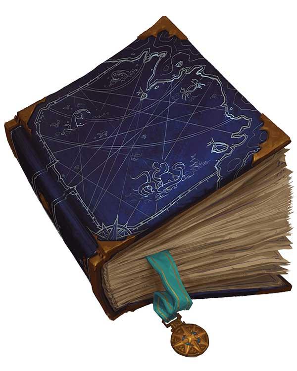 Atlas of Endless Horizons