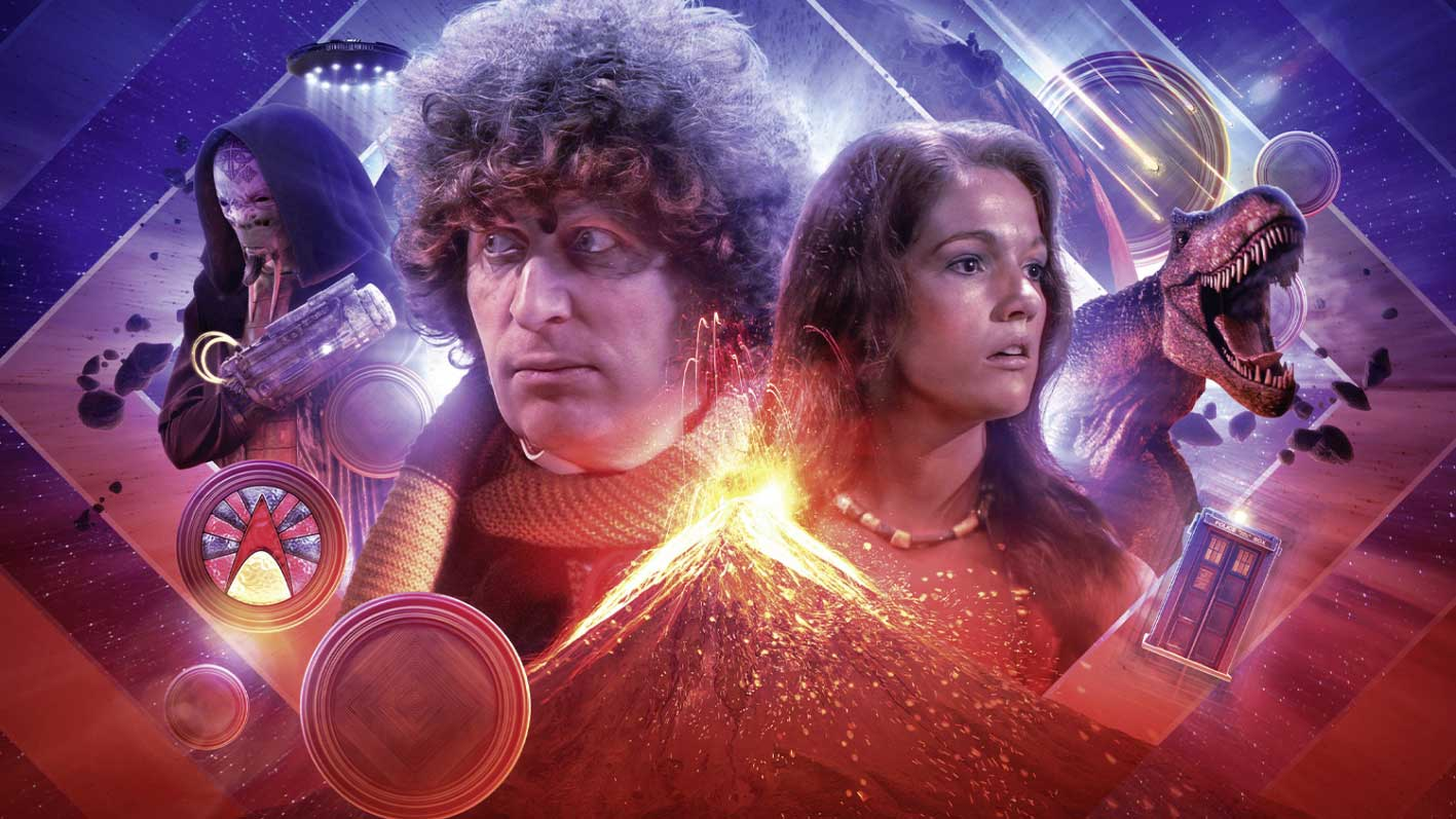 New Fourth Doctor audio adventures for Tom Baker's birthday