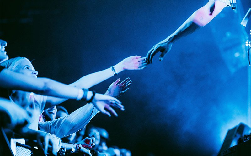 Touring musical acts, such as Young the Giant, are part of the live concert industry, which had been expected to be worth $31 billion worldwide by 2022. (Photo courtesy of Matthew John Benton)