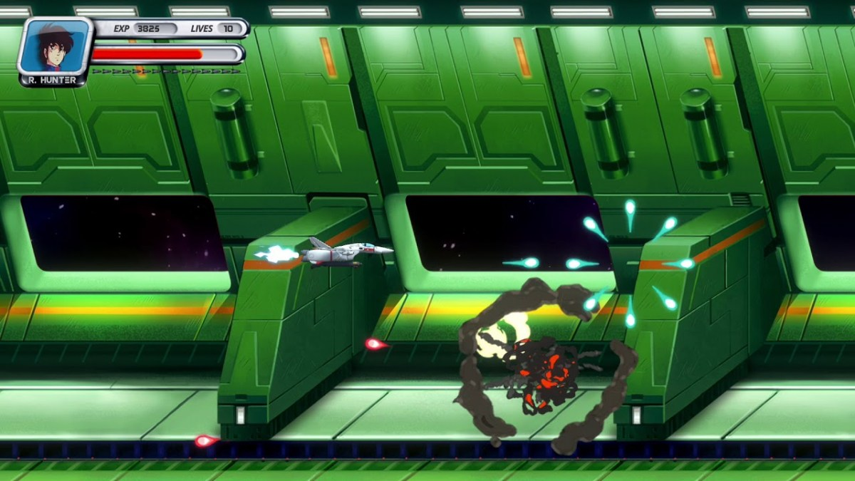 Robotech: The Macross Saga HD Edition for the Nintendo Switch