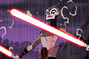 Asajj Ventress (Star Wars: Clone Wars)