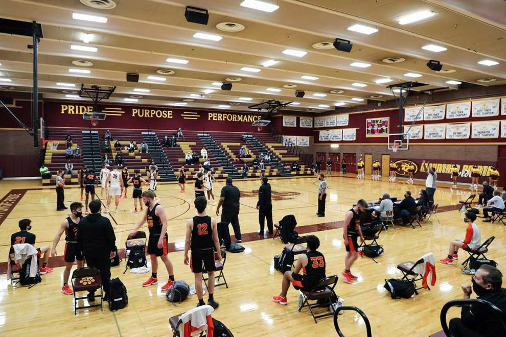 Many high schools turned to streaming sporting events during the COVID-19 era. (Photo by Alina Nelson/Cronkite News)
