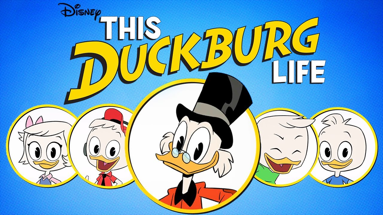 DuckTales didn't end – it just became a podcast