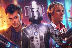 Doctor Who Out of Time 2 The Gates of Hell