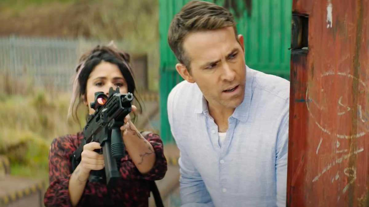 Nerdvana's Critic's Review: Hitman's Wife's Bodyguard