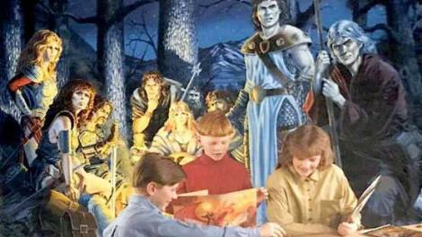 Advanced Dungeons & Dragons The Complete Starter Set
