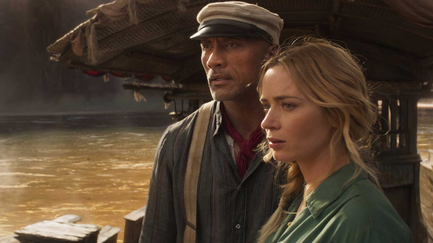 Review: Jungle Cruise – It gets worse here every day …