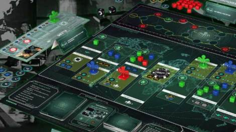 Spectre: The Board Game