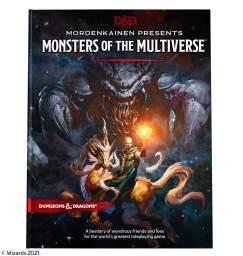 Mordenkainen Presents: Monsters of the Multiverse
