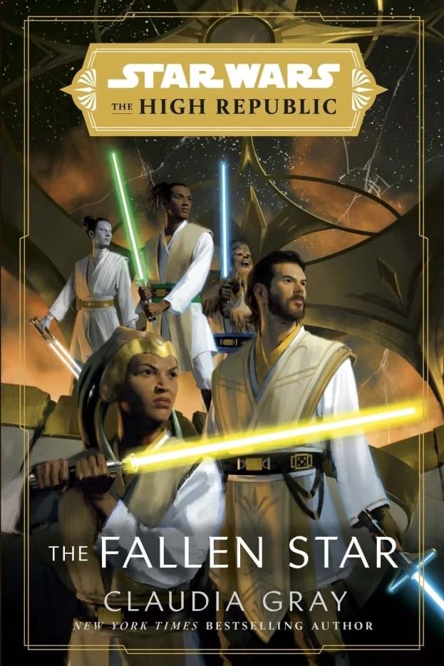 Star Wars: The High Republic: Fallen Star