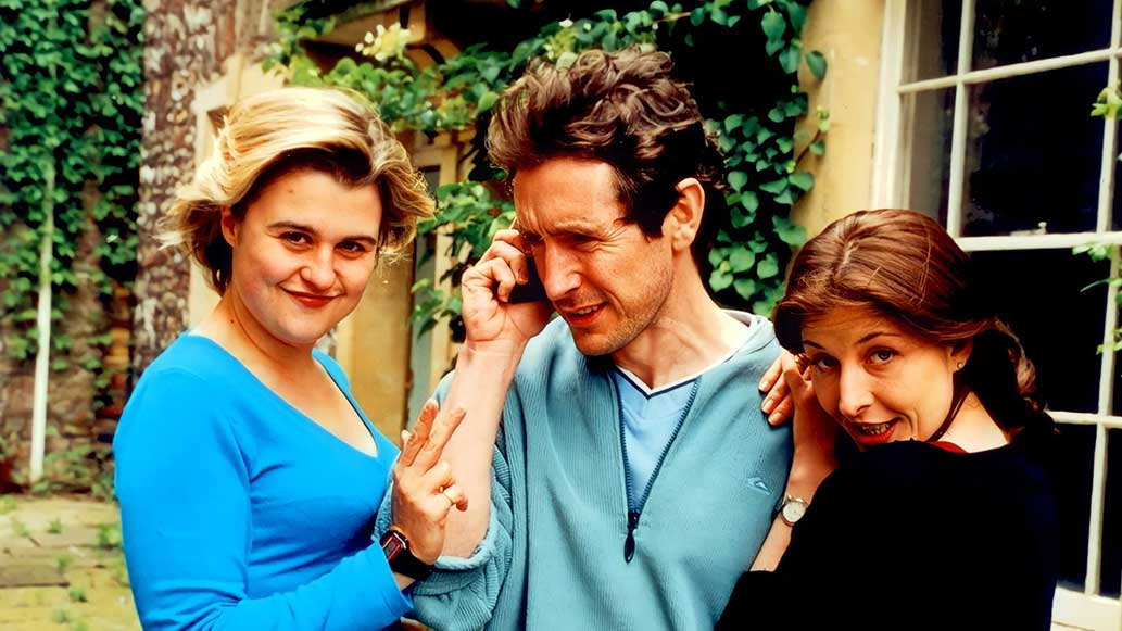 India Fisher, Paul-McGann and Michelle-Livingstone (Big-Finish Productions)