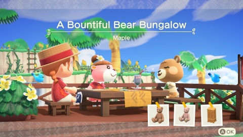 Animal Crossing: New Horizons expands Nov. 5 with one more free update and paid DLC
