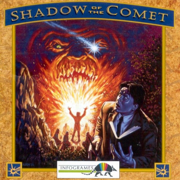 Folge 76: Call of Cthulhu: Shadow of the Comet (1993)