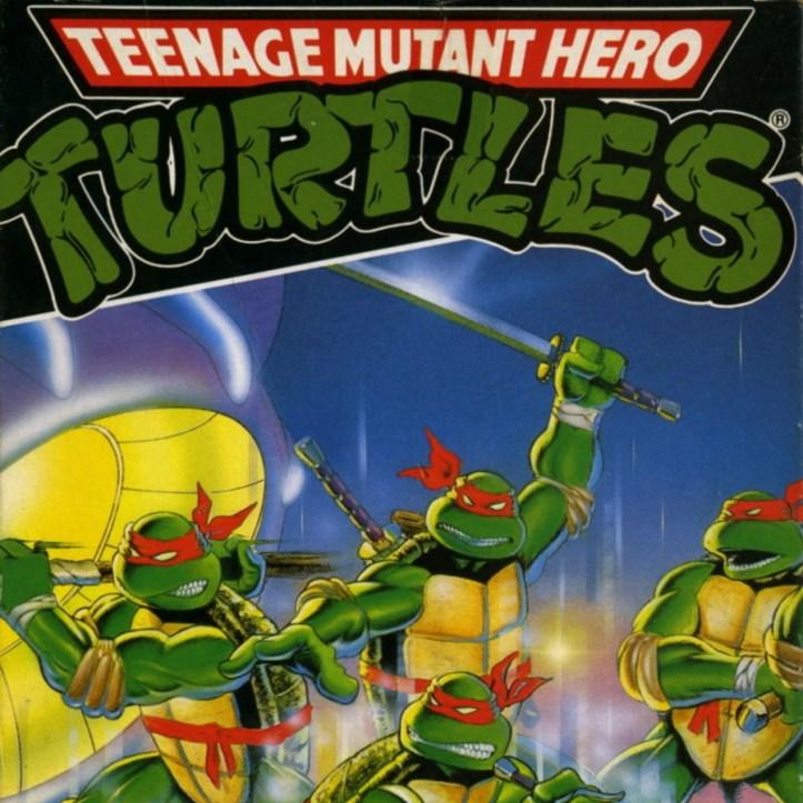 Folge 64: Teenage Mutant Ninja Turtles (1989)